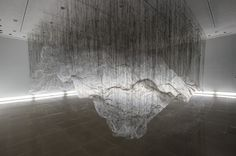 'Reverse of Volume RG' Installation by Onishi Yasuaki