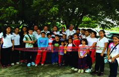 Viaja Escuela de Patines a competencia nacional en Puebla
