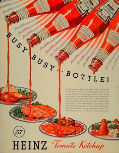 heinz old ad