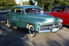 1950 Mercury 2 door by carphoto, via Flickr