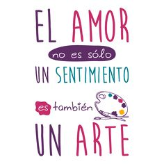 Vinilos Frases Amor Sentimiento y Arte