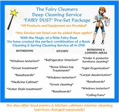 Writing A Contract For Cleaning Services  How To Write A Cleaning