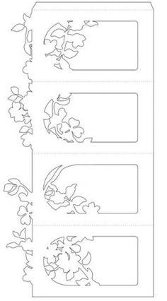 Papír (nápady z Internetu) / Řemesla Papír / Ostatní výrobky z papíru a lepenky