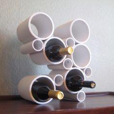 Cool idea using PVC tubing