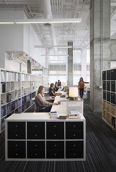 Design Studio Office, Modern Office Design, Studio S, Office Workstations, Design Firms, Open Plan, San Diego, Interior Design, Workspaces