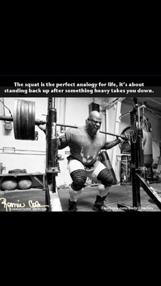 Ronnie Coleman..a Quote To Live By