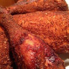 Best Memphis BBQ Dry Rub Recipe - Southern Style Dry Rub for Pork or Chicken Recipe - Pork Dry Rubs, Bbq Dry Rub, Meat Rubs, Pork Rub, Bbq Meat, Grilling Recipes, Meat Recipes, Chicken Recipes, Cooking Recipes