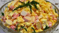 Salată delicioasă în stil regal. Notați rețeta și bucurați-i pe cei dragi cu această gustare delicată! - Bucatarul