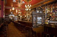 The Long Hall. Favorite pub in Dublin.