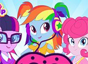 juego Equestria Girls Back to School