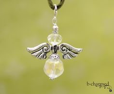 """August special! Show someone how special they are with bcharmed's """"Guardian Angel Cluster"""". Now only $14.45! www.bcharmed.com"""