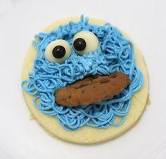 Sesame street cookies! MUST!