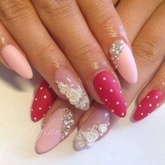 Image via We Heart It https://weheartit.com/entry/180350984/via/4211443 #beauty #fashion #girl #makeup #nailpolish #nails #nailart