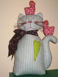 Gato Pattie Ratties