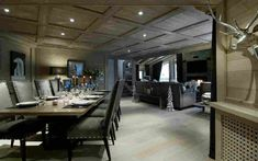 Luxury Ski Chalet, Chalet Black Pearl, Val d'Isere, France, France - Firefly Collection