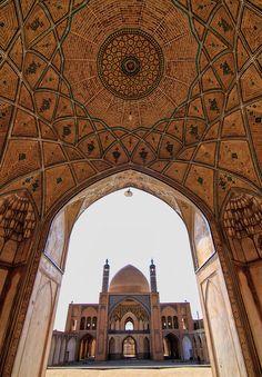 Agha Bozorg Mosque , Kashan