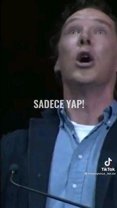 @neyasiyonuz_lan.siz Music Video Song, Songs To Sing, Music Videos, Music Clips, Doctor Strange, Meaningful Words, Robert Pattinson, Benedict Cumberbatch, Just Do It