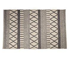 Tapis tissé à la main KATRIN laine, gris - 230*160