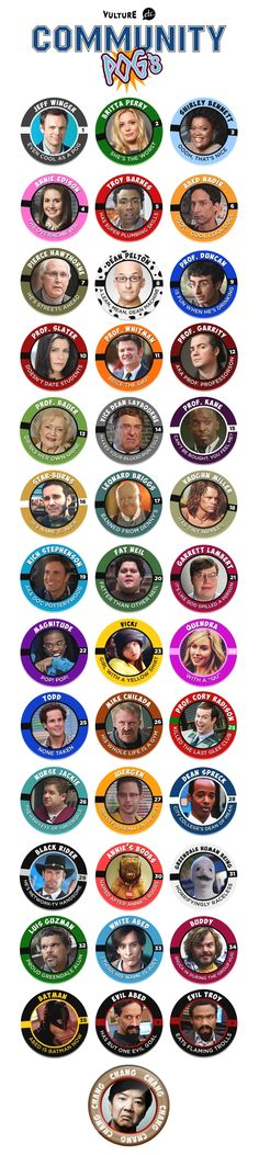 Community Pogs! Love them!!!