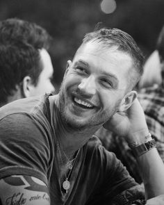 Tom Hardy People think I'm weird but I think he's beautiful. lol