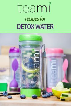 Our Teami Tumblers can be used for drinking our 6 delicious blends, Duh! But we can also use them for drinking detox water! Come Check out our favorite ingredients that we love to put into our drink! TFD