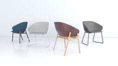 HYSA chair on Behance