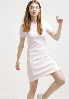 GANT THE ORIGINAL - Jersey dress - light pink for £100.00 (06/04/16) with free delivery at Zalando