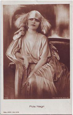 Pola Negri, 1920s