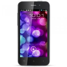 ZOPO ZP500+ 4.0 Inch IPS Screen Smart Phone Android 4.0 MTK6577 4GB ROM 5.0MP Back Camera - Black - Android Phones