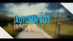 Master Photo Manipulation & Autumn Effect with this Autumn Boy Photoshop Tutorial Part-2 :http://harshvardhanart.com/master-photo-manipulation-autumn-effect-photoshop-tutorial-part-2/