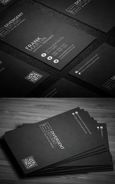 Fresh new collection of creative business card templates design, all are available in fully editable Photoshop PSD, AI and InDesign format, easy to customize