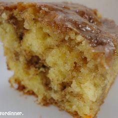 Honeybun Cake Recipe - Key Ingredient