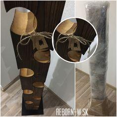 💚Handmade stojan na vínko už putuje k svojmu majiteľovi 👏🏻✅ 🍷🍾   👉🏻 www.reborn-w.sk   #handmade #winerack #home #wood #design #woodworking #natureathome #modern #originalstyle #rebornwsk