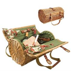Verona Wine & Cheese Basket for 2