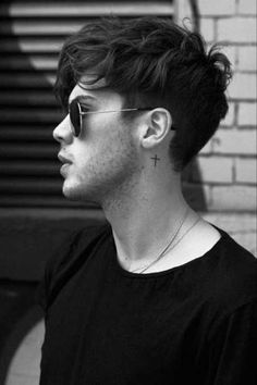 Resultado de imagen para black and white picture men hairstyles 2014