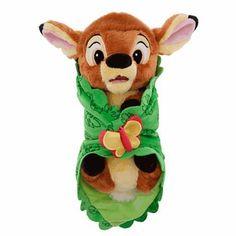 Disney(ディズニー) Disney's Babies Bambi Plush Doll and Blanket - Small - 10'' ベビーバンビぬいぐるみ 【並行輸入品】 - http://anipon.pink/stuffed/?p=5951