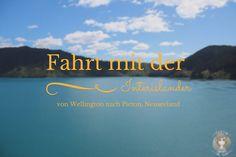 www.taklyontour.de Erfahrungsbericht und Reisevideo: #Interislander – Die Fahrt mit der Fähre in #Neuseeland von #Wellington nach Picton. Viel Spaß mit dem Video