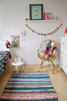 5 Eclectic Kid's Rooms You Will Love - Petit & Small