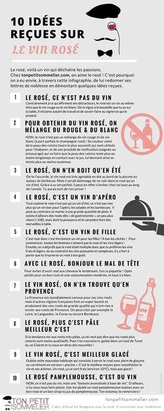 Pour enfin considérer le rosé à sa juste valeur: | 15 graphiques qui vont réveiller l'expert en vin qui sommeille en vous