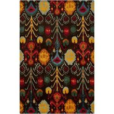 Chandra Rupec Multi Colored 7 ft. 9 in. x 10 ft. 6 in. Indoor Area Rug-RUP39609-79106 at The Home Depot