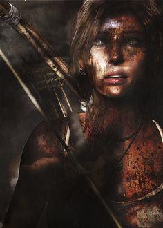 Tomb Raider - Lara Croft                                                       …
