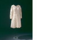 Guipure - kjole fra Balmain, 1969