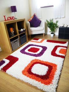 SMALL EXTRA LARGE RUG NEW MODERN SOFT THICK IVORY RED PUR... https://www.amazon.co.uk/dp/B00K6PRAN4/ref=cm_sw_r_pi_dp_x_p-glybSNSQ237