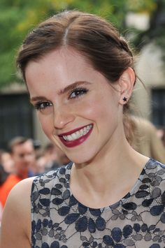 Emma Watson - 'The Perks Of Being A Wallflower' 2012 Toronto Film Festival Premiere - Red Carpet Fashion Awards