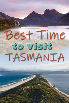 Best Time to Visit Tasmania Tasmania Travel, Coach Tours, Travel Usa, Travel Tips, Sea And Ocean, Plan Your Trip, Australia Travel, Beautiful Landscapes, Outdoor Activities