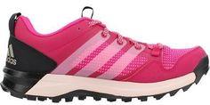 Adidas Outdoor Kanadia 7 Trail Running Shoe - Women's Bold Pink/Halo Pink/Shock