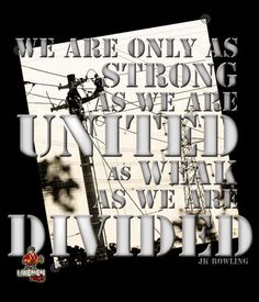 We are only as strong as we are united as weak as we are divided- lineman shirts Lineman Wife, Lineman Shirts, American Made Clothing, The Unit, Strong, Graphic Design, Wire, Rock, Lady