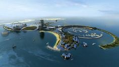 Real Madrid Resort Island in the United Arab Emirates.   Added to the list! Not going to miss this place.