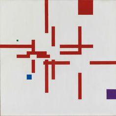 Verena Loewensberg: 1947 Retrospektive | Kunstmuseum Winterthur