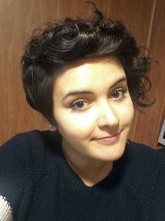 Check out this Asymmetrical Pixie Cut - Reny styles